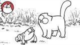 Simon 's Cat : Tongue Tied