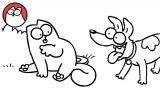 Simon 's Cat : Fetch