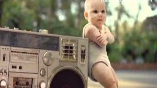 Evian Baby Dance – Black Eyed Peas Pump It